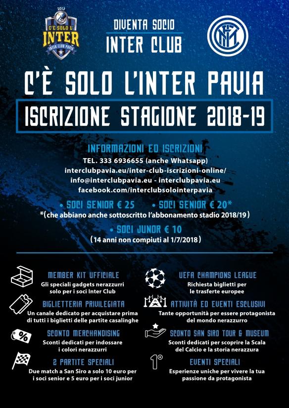 Campagna ISCRIZIONI 2018-19 ICP no QR Code